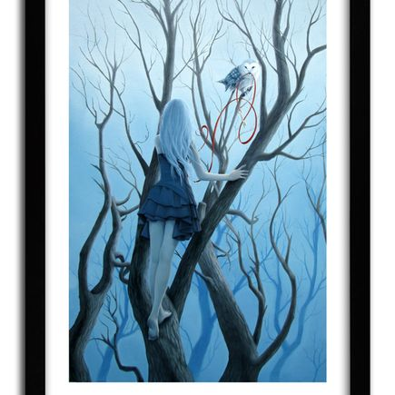 Joey Remmers Art Print - The Key