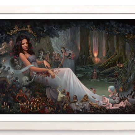 Mia Araujo Art Print - Death Of A Forest - Standard Edition