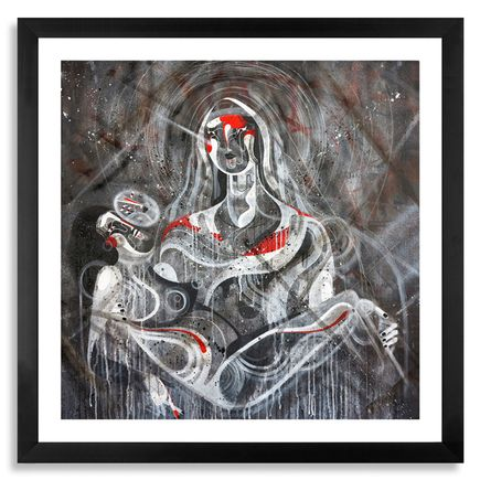 Reka Art - Pieta - Framed