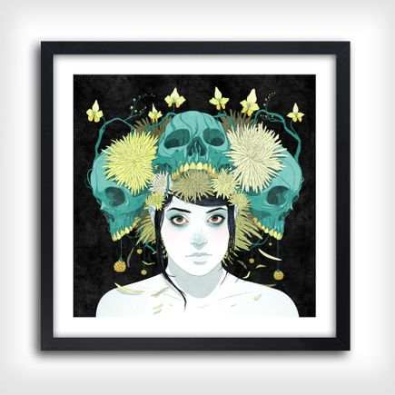 Jason Levesque Art Print - Hecate