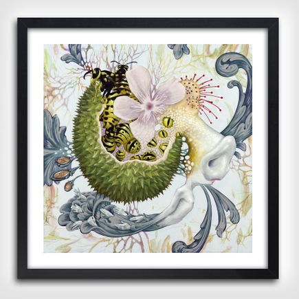 Xiau-Fong Wee Art Print - Riches - Limited Edition Prints