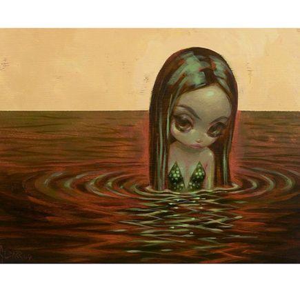 Glenn Barr Original Art - OCEANAH