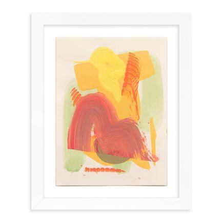 Kevin Ledo Original Art - Small Abstract - 18 - Original Artwork