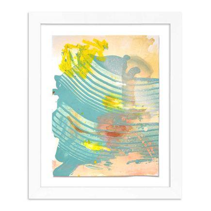 Kevin Ledo Original Art - Small Abstract - 02 - Original Artwork