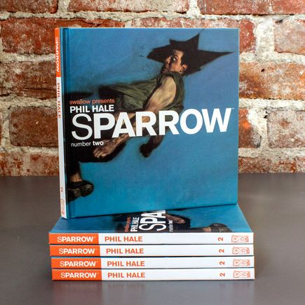 Swallow Presents: Sparrow Book - #2 Phil Hale