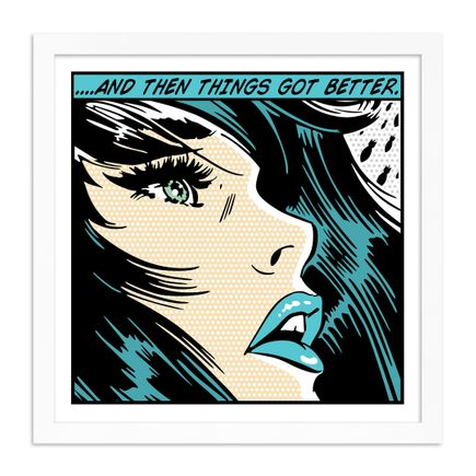 Denial Art - And Then Things Got Better (Spring) - Limited Edition Prints