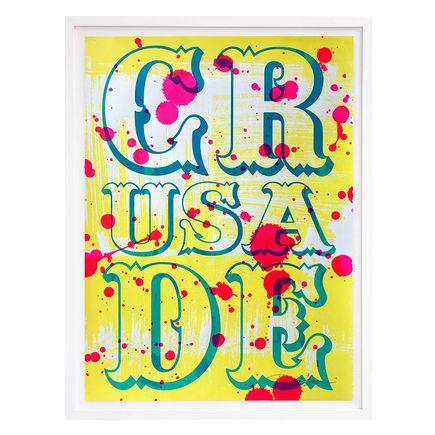 ASVP Art Print - Crusade