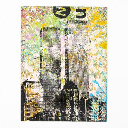 Bobby Hill Art Print - Twin Towers