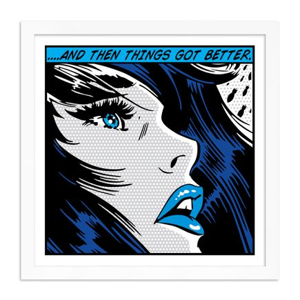 Denial Art - And Then Things Got Better (Winter) - Limited Edition Prints