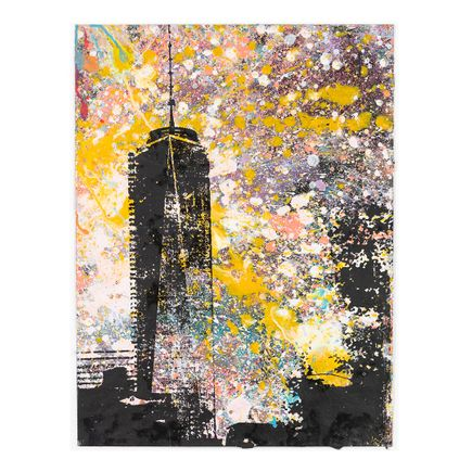Bobby Hill Art Print - World Trade Center II