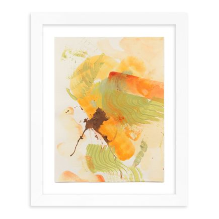 Kevin Ledo Original Art - Small Abstract - 39 - Original Artwork