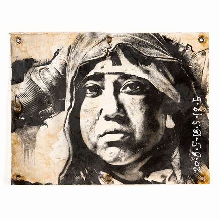 Eddie Colla Original Art - 20 • 8 • 5 • 18 • 5 • 19 • 5