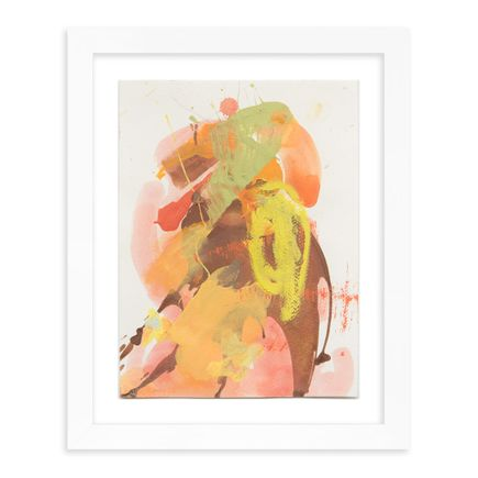 Kevin Ledo Original Art - Small Abstract - 40 - Original Artwork