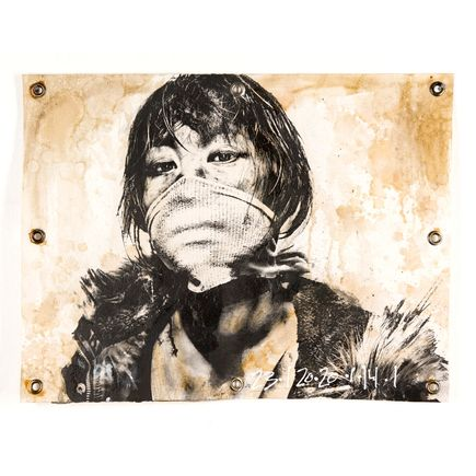 Eddie Colla Original Art - 23 • 1 20 • 20 • 1 • 24 • 1