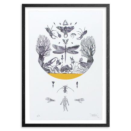 2501 Art Print - Quello che e Sotto