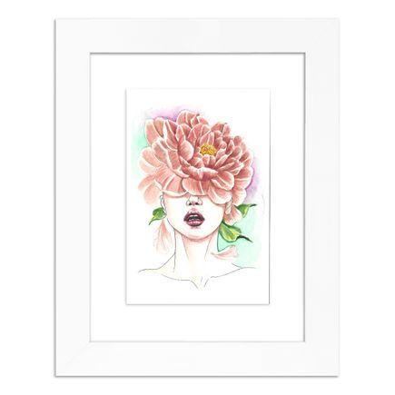 June Jung Original Art - Gasp - Original Artwork