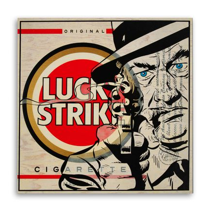 Denial Original Art - Lucky Strike