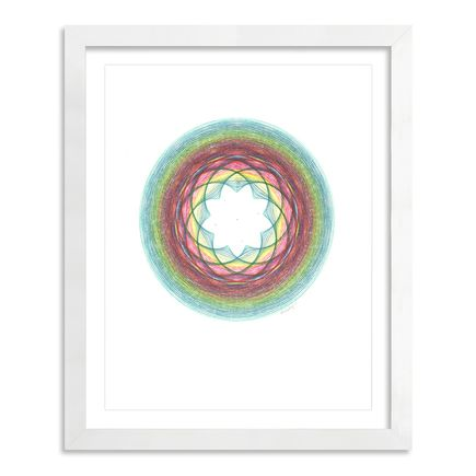 Mary Wagner Original Art - Rainbow Twister - Original Artwork