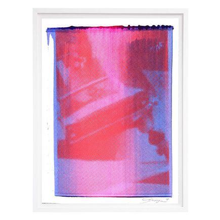 ASVP Art Print - Car - Red & Blue Edition