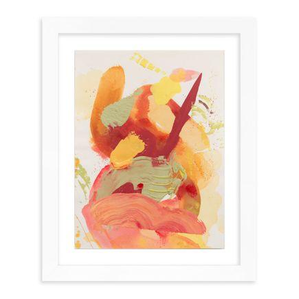 Kevin Ledo Original Art - Small Abstract - 43 - Original Artwork