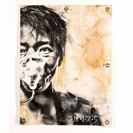 Eddie Colla Original Art -  7 • 18 • 1 • 3 • 5