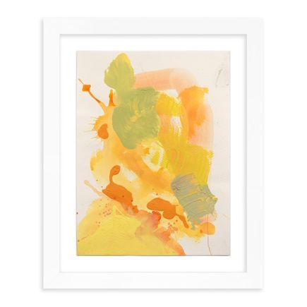 Kevin Ledo Original Art - Small Abstract - 44 - Original Artwork