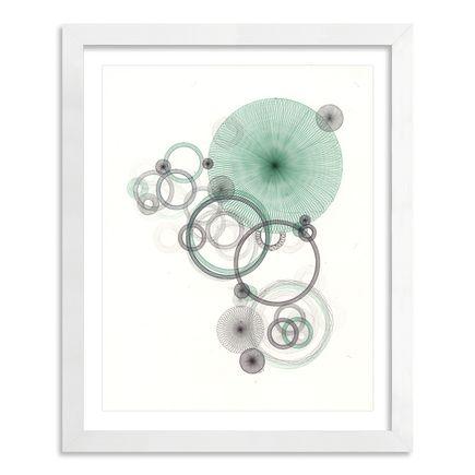 Mary Wagner Original Art - Rippling Water - Original Artwork