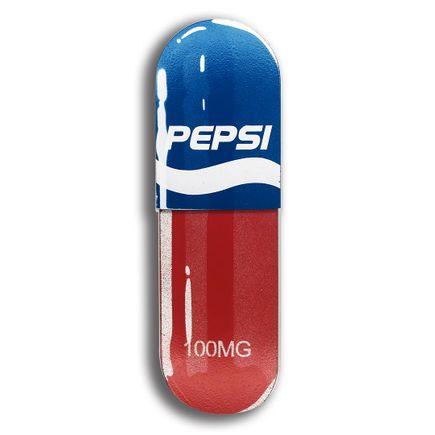 Denial Art - Pepsi - Mini Pill