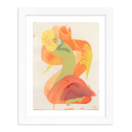 Kevin Ledo Original Art - Small Abstract - 19 - Original Artwork