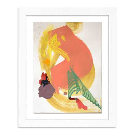 Kevin Ledo Original Art - Small Abstract - 03 - Original Artwork