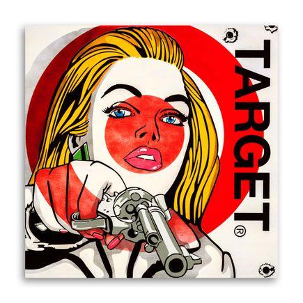 Denial Original Art - Targeted Market