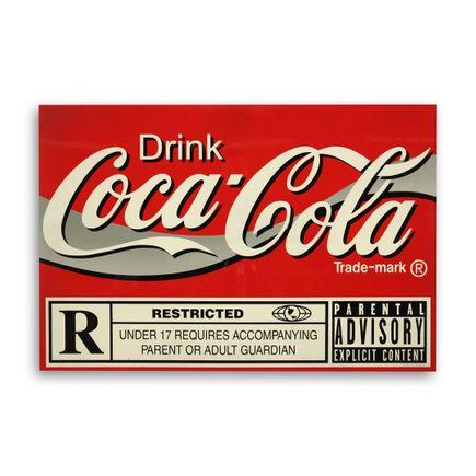 Denial Original Art - The Coke - Rated R