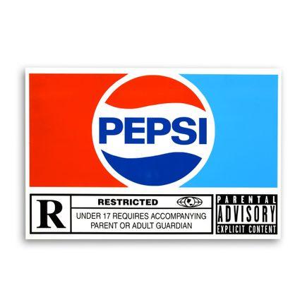 Denial Original Art - The Pepsi - Rated R