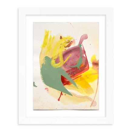 Kevin Ledo Original Art - Small Abstract - 51 - Original Artwork