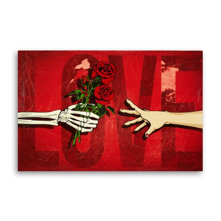 Denial Original Art - Unrequited Love