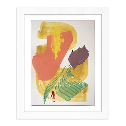 Kevin Ledo Original Art - Small Abstract - 05 - Original Artwork