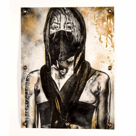 Eddie Colla Original Art - 19 • 15 • 14 • 7 • 12 • 9 • 1 • 14