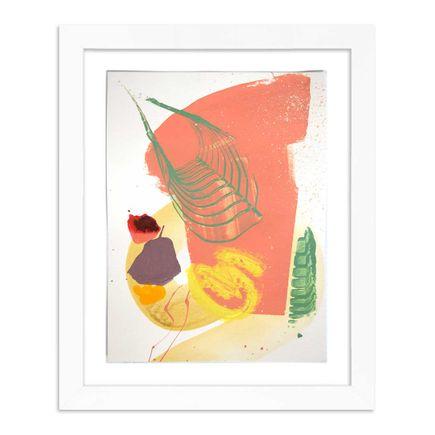 Kevin Ledo Art Print - Small Abstract - 06 - Original Artwork