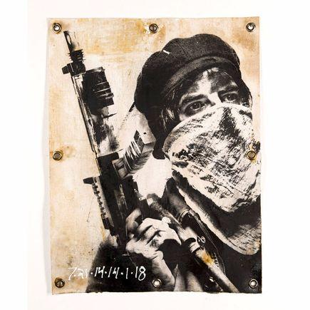 Eddie Colla Original Art - 7 • 21 • 14 • 14 • 1 • 18
