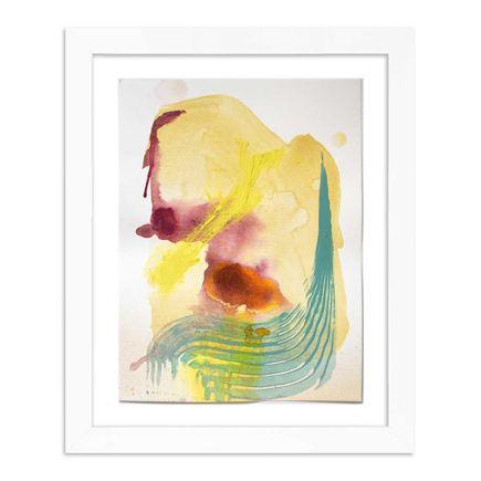 Kevin Ledo Original Art - Small Abstract - 07 - Original Artwork