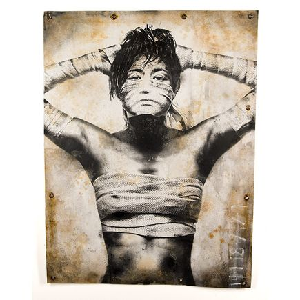 Eddie Colla Original Art - 14 • 1 • 18 • 9 • 19 • 1