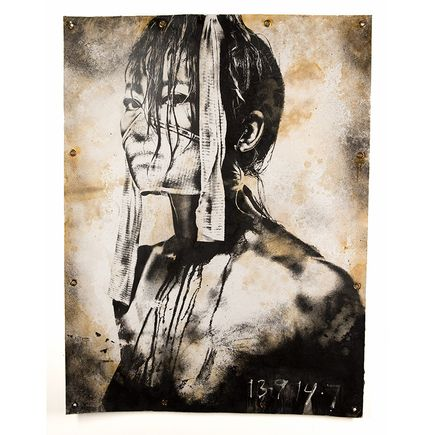 Eddie Colla Original Art - 13 • 9 • 14 • 7