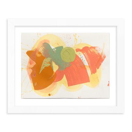 Kevin Ledo Original Art - Small Abstract - 25 - Original Artwork