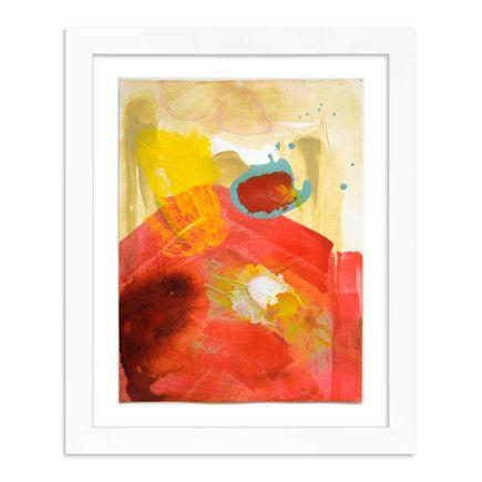 Kevin Ledo Original Art - Small Abstract - 09 - Original Artwork