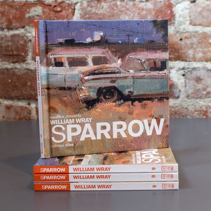 Swallow Presents: Sparrow Book - #9 William Wray