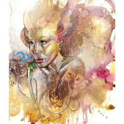 Allison Torneros Art Print - On a Good Day