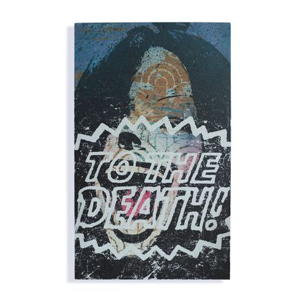 Bask Original Art - To The Death