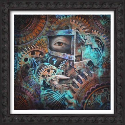 Beau Stanton Art Print - Mythos Mechanism
