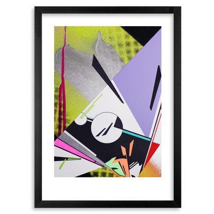 Col Art Print - Rewire