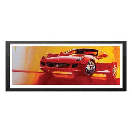 Camilo Pardo Art Print - 599 Ferrari
